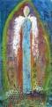 "(c) Dawn Corner 2013 12""x24"" Acrylic on Canvas"