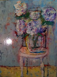 flowers on chair sep 2014 - a